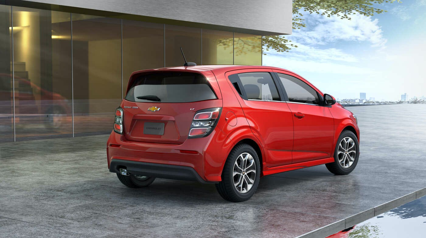 2020 Chevy Sonic Near Indianapolis | Chevy Dealer Near Me