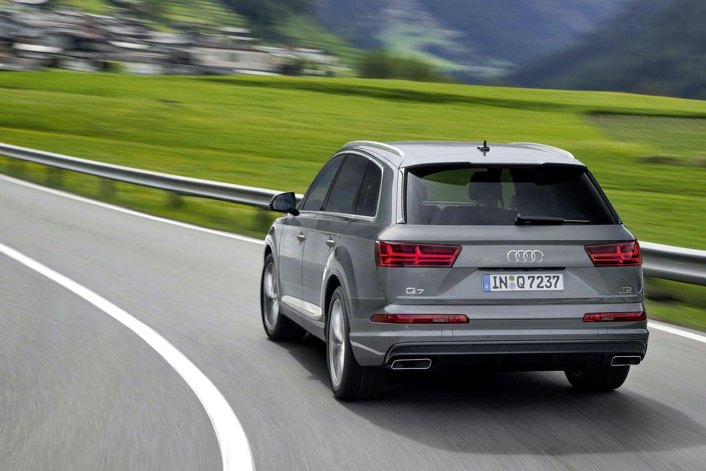 2019 Audi Q7 Comparisons, Reviews & Pictures | TrueCar