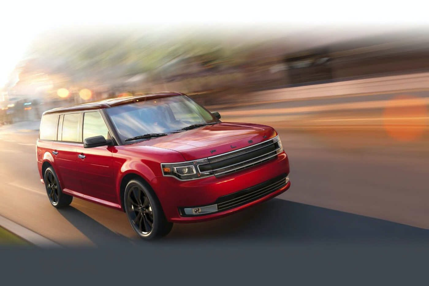 2018 Ford Flex: Comes Unchanged And Possibly As The Last Version >> 2019 Ford Flex Comparisons Reviews Pictures Truecar