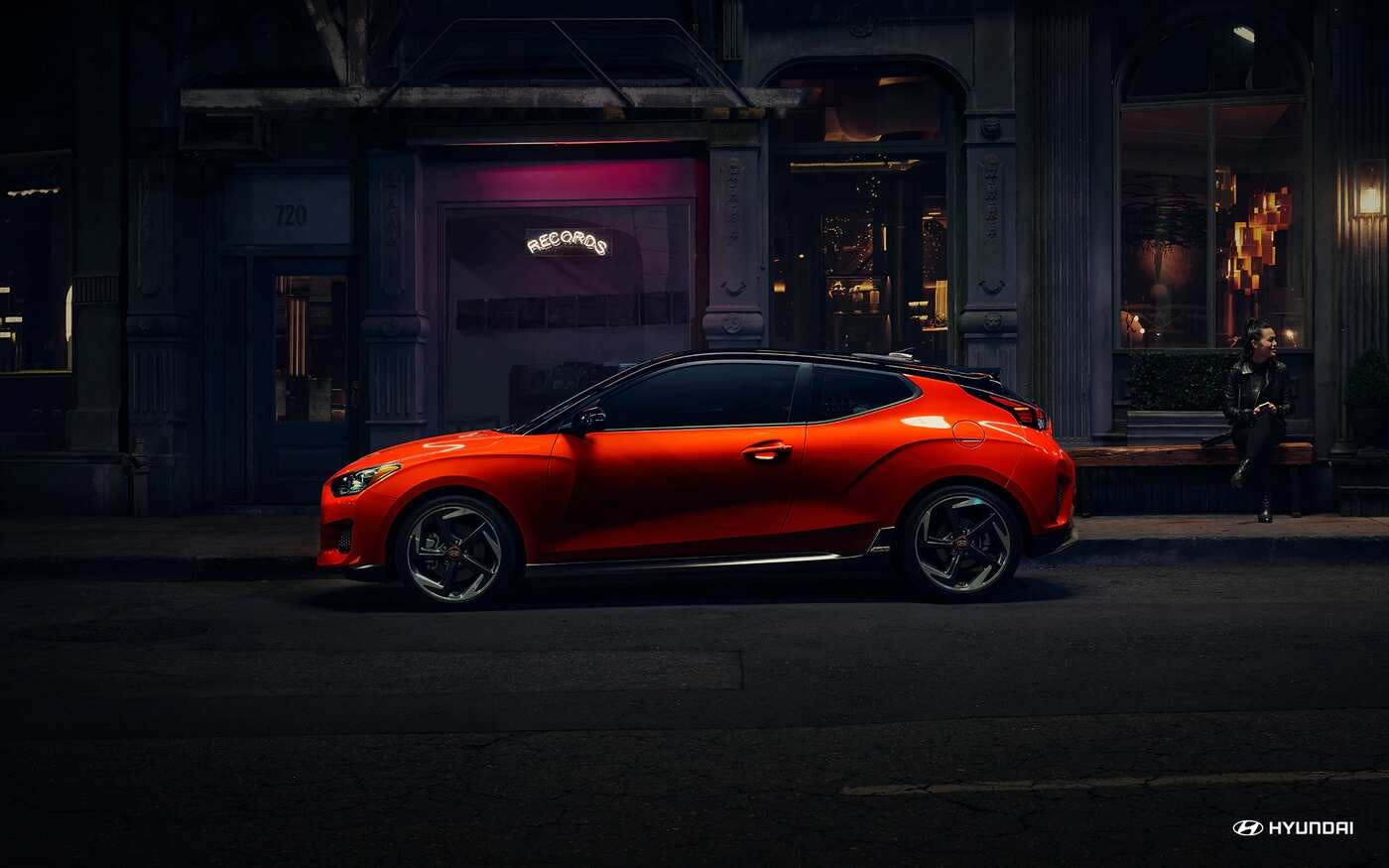 2019 Hyundai Veloster Comparisons, Reviews & Pictures | TrueCar