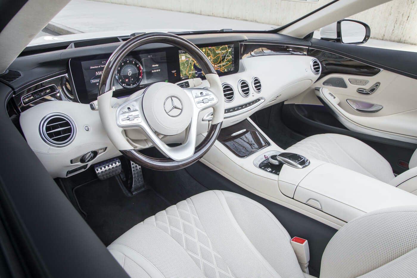 2020 Mercedes-Benz S-Class Exterior