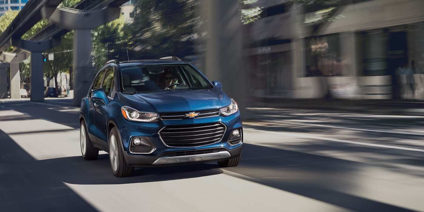 2020 Chevy Trax Redesign News Release >> 2020 Chevrolet Trax Comparisons Reviews Pictures Truecar
