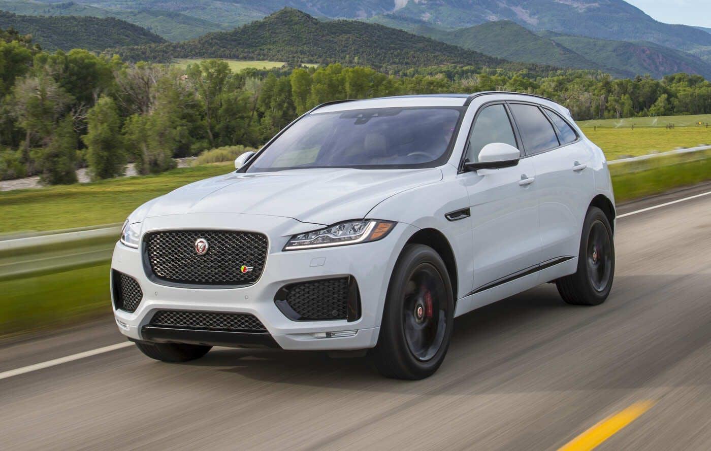 2020 Jaguar F Pace Reviews Pricing Pictures Truecar