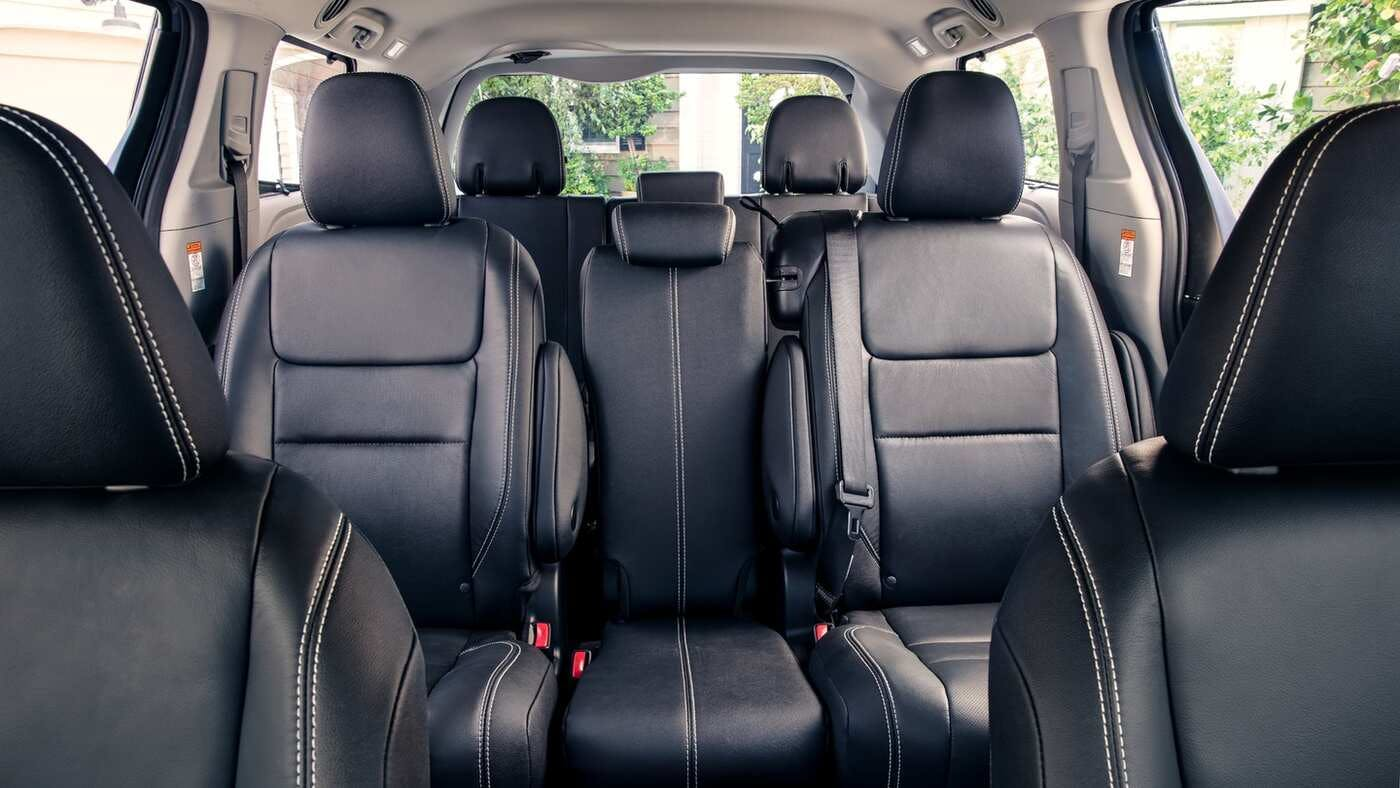 2020 Toyota Sienna Comparisons Reviews Pictures Truecar