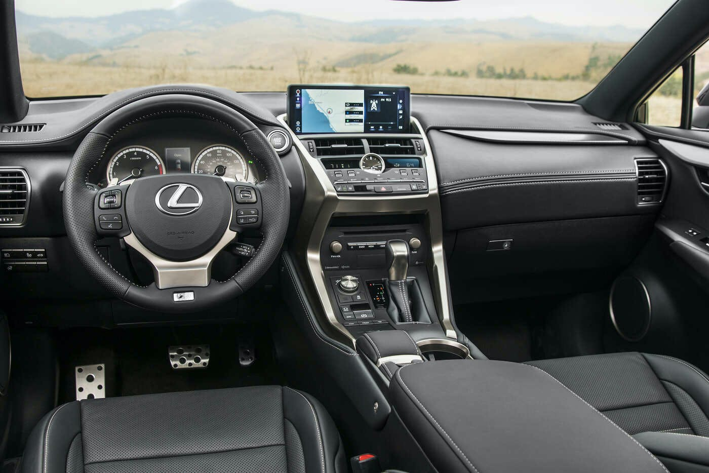 2020 Lexus Nx Performance and New Engine
