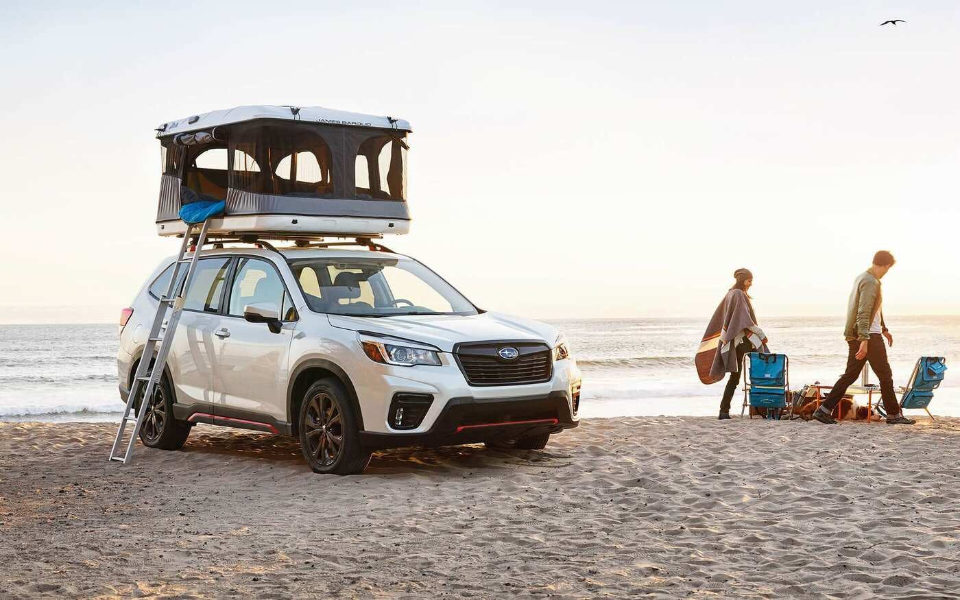 2019 Subaru Forester Comparisons, Reviews & Pictures | TrueCar