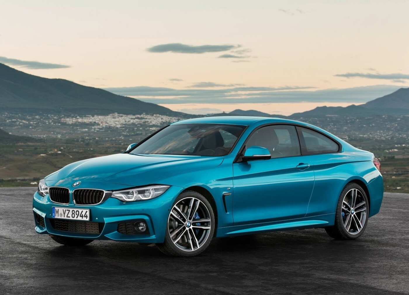 2019 BMW 4 Series Comparisons, Reviews & Pictures | TrueCar