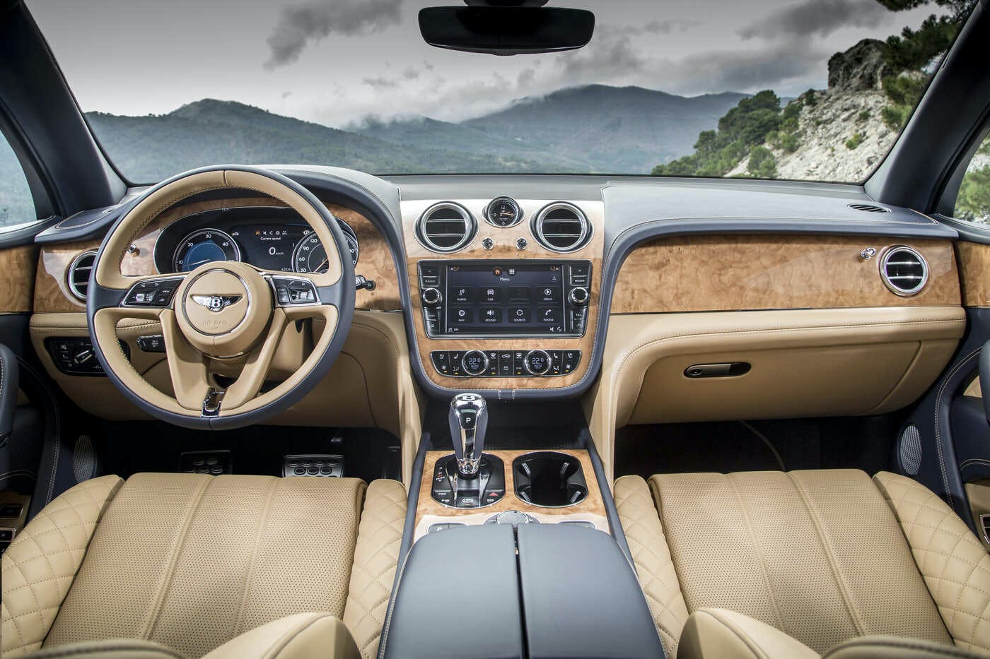 Bentley Suv 2020 Interior Cars Interiors 2020