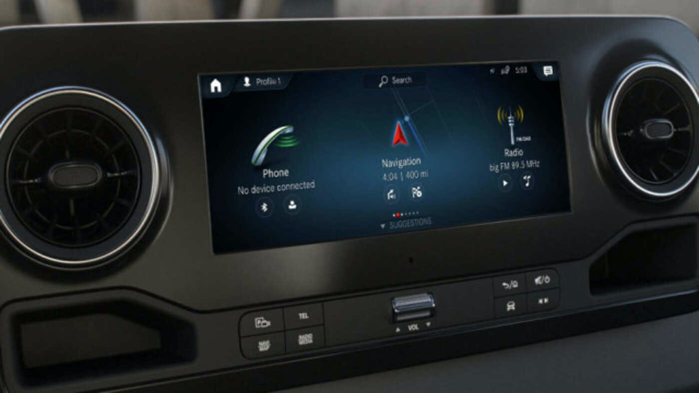 2019 Mercedes-Benz Sprinter Crew Van Comparisons, Reviews