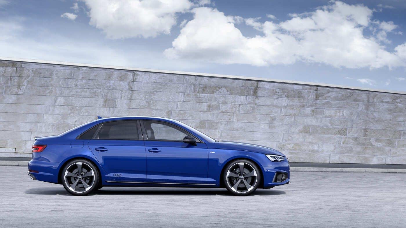 2019 Audi A4 Comparisons Reviews Pictures Truecar