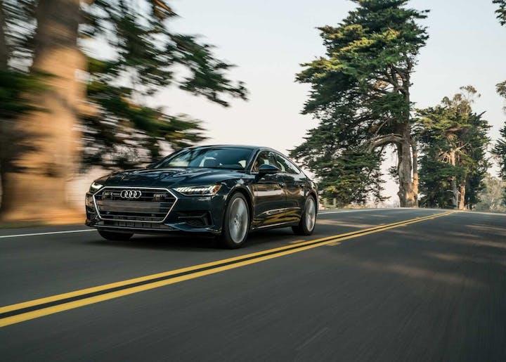 2021 Audi A7 Lease Deals & Prices   TrueCar
