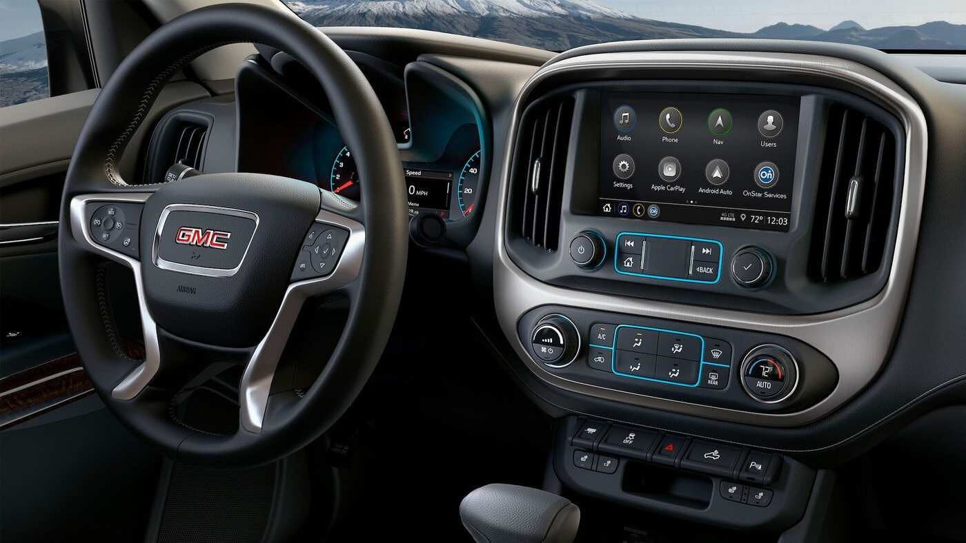 2020 GMC Canyon Price and Review
