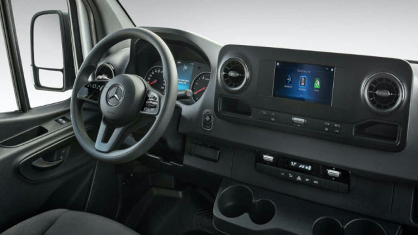 2019 Mercedes-Benz Sprinter Passenger Van Comparisons