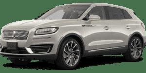 2019 Lincoln Nautilus Prices