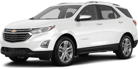 Chevrolet Equinox Premier with 2LZ FWD