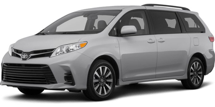 Toyota Sienna LE Auto Access Seat FWD 7-Passenger