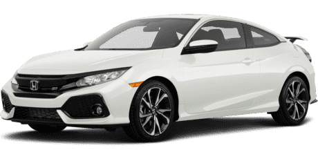 Honda Civic Si Coupe Manual with Summer Tires