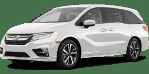 2020 Honda Odyssey in Houston, TX