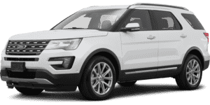 2018 Ford Explorer Prices