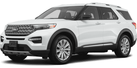 Ford Explorer Limited RWD