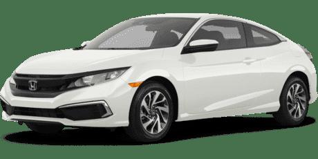 Honda Civic LX Coupe CVT