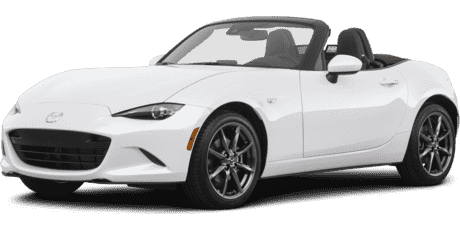 Mazda MX-5 Miata Grand Touring Manual