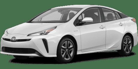 Toyota Prius XLE FWD