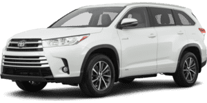 2019 Toyota Highlander in South Lake Tahoe, CA