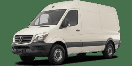 "Mercedes-Benz Sprinter Cargo Van 2500 High Roof V6 170"" 4WD"