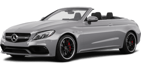 Mercedes-Benz C-Class AMG C 63 S Cabriolet RWD