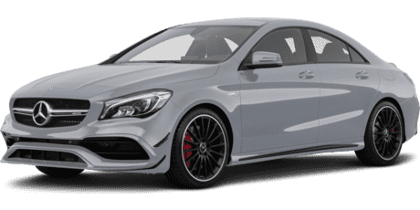Mercedes-Benz CLA AMG CLA 45 4MATIC