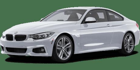 BMW 4 Series 440i Coupe RWD