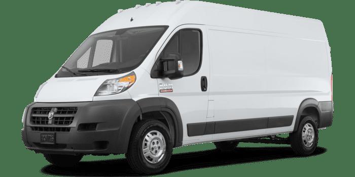 2018 Ram ProMaster Cargo Van
