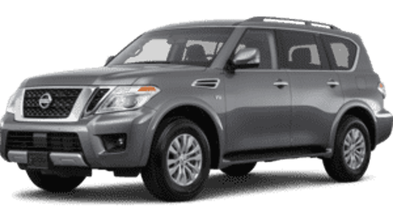 2018 Nissan Armada in Stonewall, LA 1