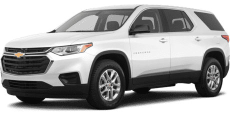 Chevrolet Traverse LS with 1LS FWD