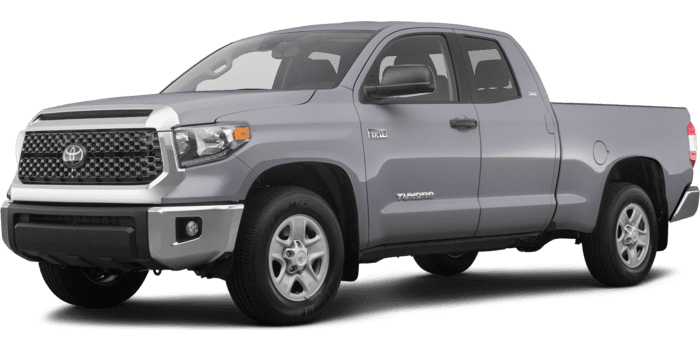 Toyota Tundra SR Double Cab 8.1' Bed 5.7L 2WD