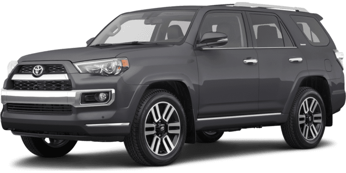 2019 Toyota 4Runner Limited Nightshade Edition 4WD