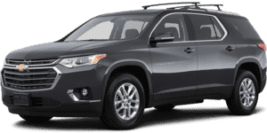 2019 Chevrolet Traverse in Kaktovik, AL