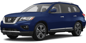 2017 Nissan Pathfinder in Highland, MI