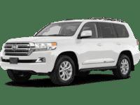 2018 Toyota Land Cruiser Reviews