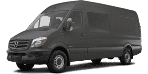 2019 Mercedes-Benz Sprinter Crew Van Prices
