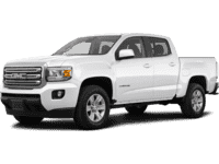 2017 GMC Canyon Reviews