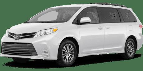 Toyota Sienna XLE Auto Access Seat 7-Passenger FWD