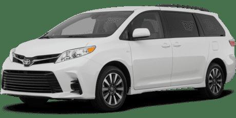Toyota Sienna L 7-Passenger FWD