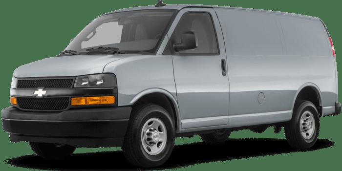 Chevrolet Express Cargo Van 2500 LWB