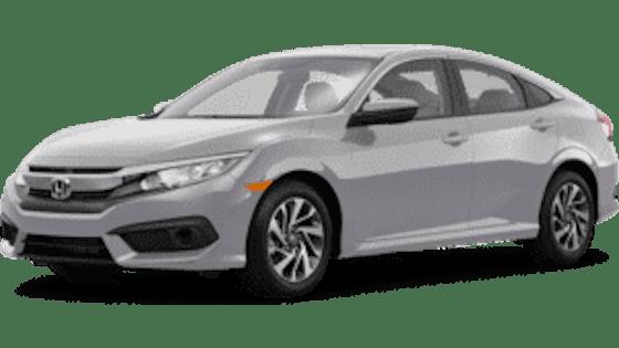 2017 Honda Civic in Bossier City, LA 1