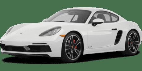 Porsche 718 Cayman GTS Coupe