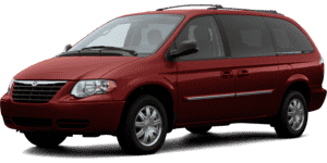 2007 Chrysler Town & Country in Knoxville, TN