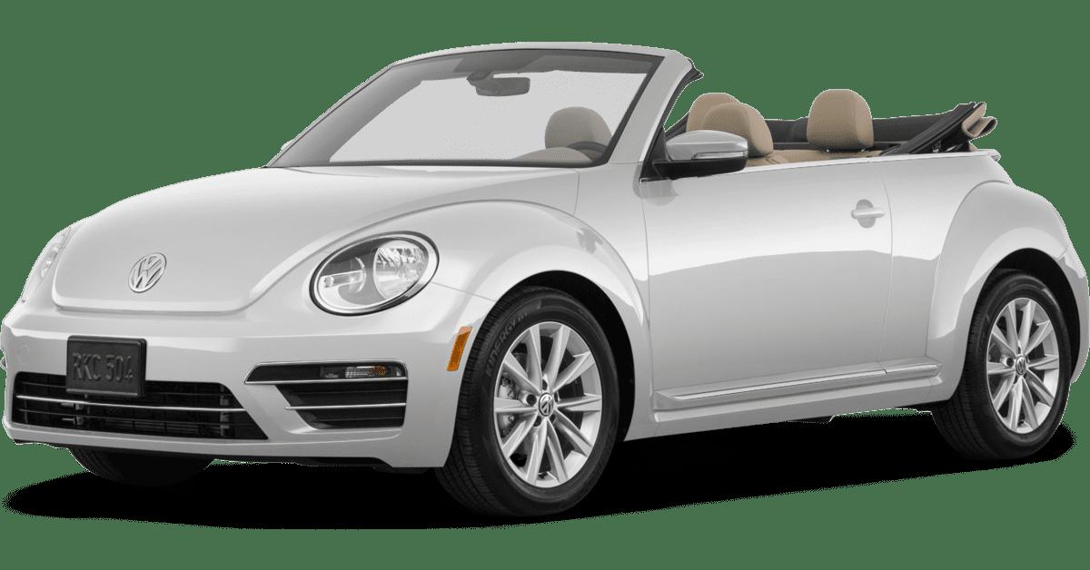 2019 Volkswagen Beetle Convertible Prices Reviews Incentives Truecar