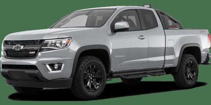 2020 Chevrolet Colorado Z71 Extended Cab Standard Box 4WD
